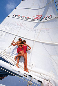 Redsails Aruba Luxury Catamaran