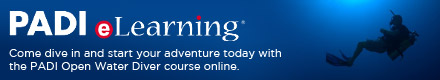 Learn to dive with Padi eLearning